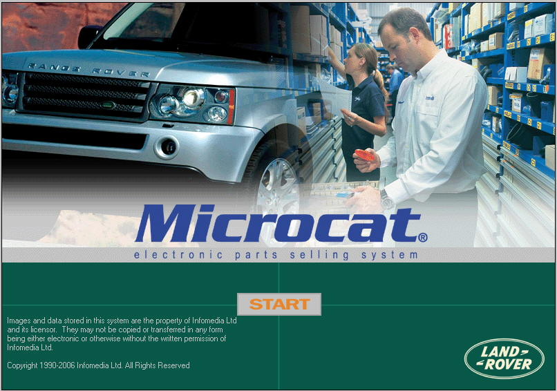 Land Rover Microcat 12.2009