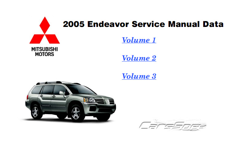 service manual pdf 2008 mitsubishi endeavor service. Black Bedroom Furniture Sets. Home Design Ideas