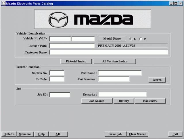 Mazda Epc Electronic Parts Catalog Rx7club Rx7 Forumrhrx7club: Electronic Parts Catalog At Gmaili.net